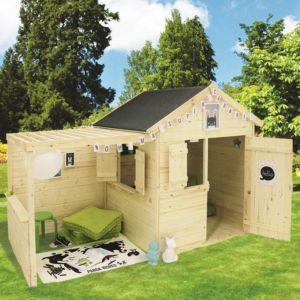 Cabanes Pour Enfants Gamm Vert