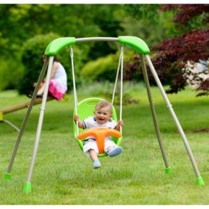 balançoire pour bébé pliable et siège coque Baby K