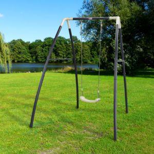 [Nouveauté] Balançoire en métal 1 agrès Single Swing- Gam...