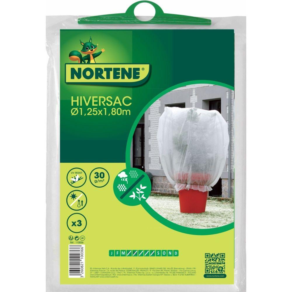 Arbre En Pot Hiver 3 housses d'hivernage pour plantes et arbustes en pot hiversac nortène