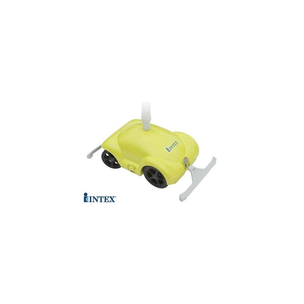 Robot nettoyeur de fond - piscine hors sol - Intex - Gamm Vert