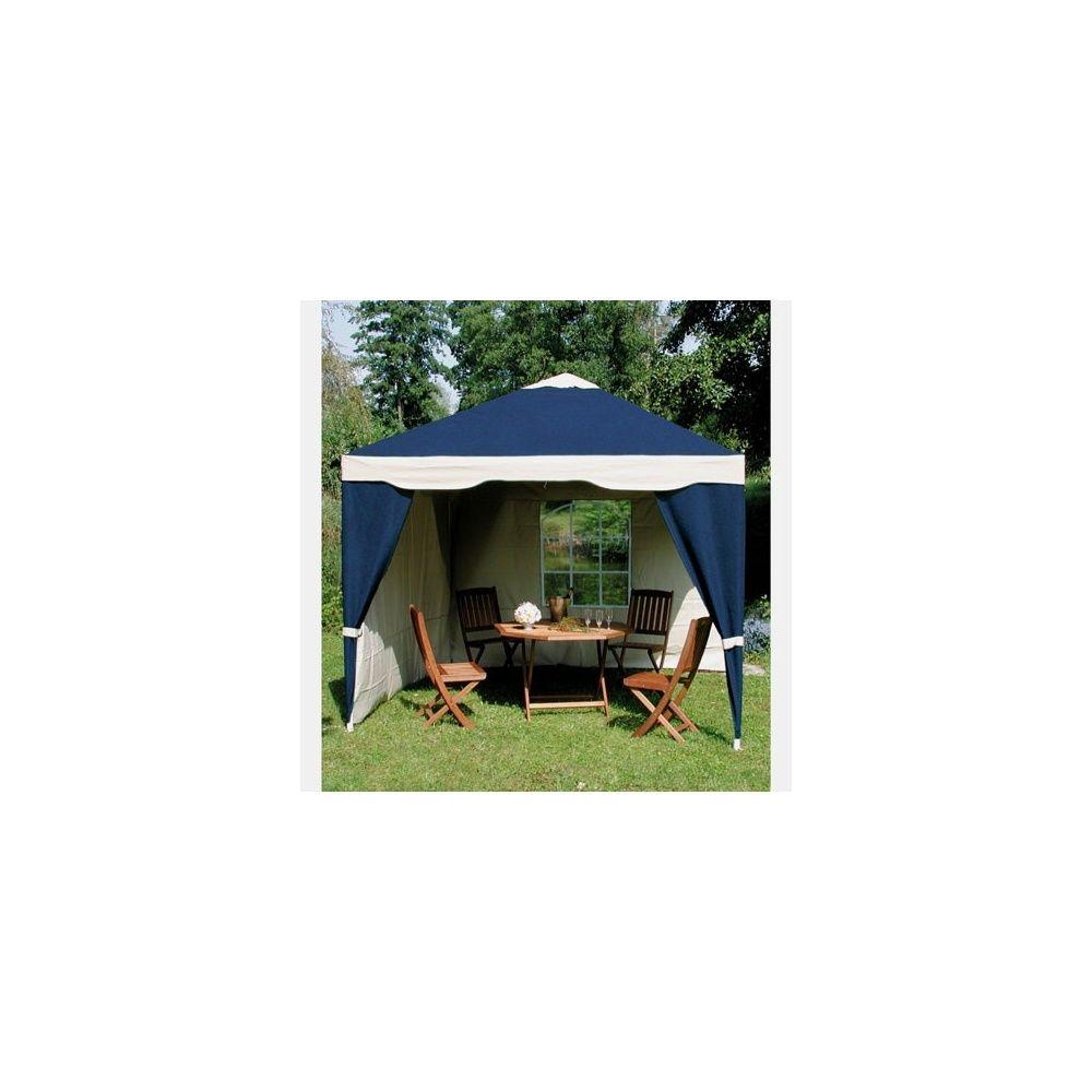 Tonnelle de jardin 3 x 3 m en acier et polyester 300gr/m² + sac de ...
