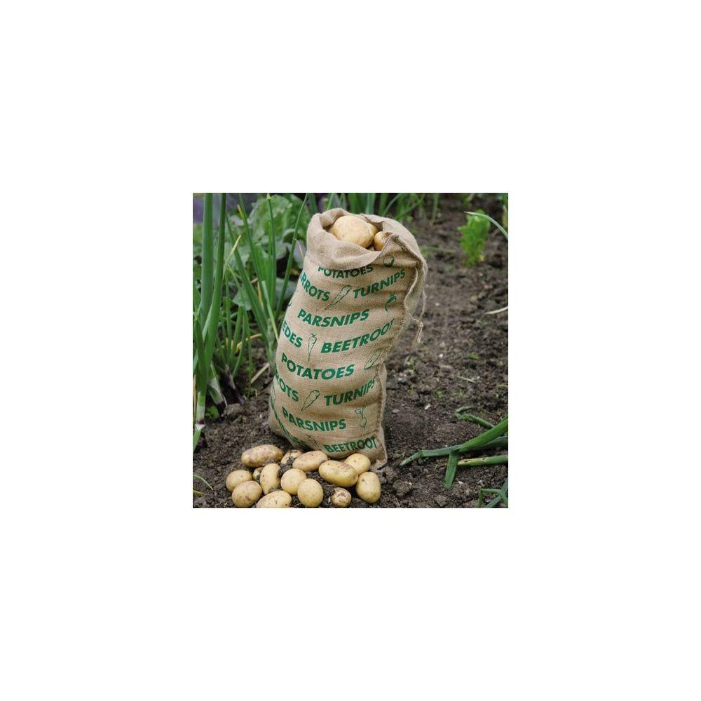 Sac À Patates Toile De Jute sac en jute pour conserver les légumes