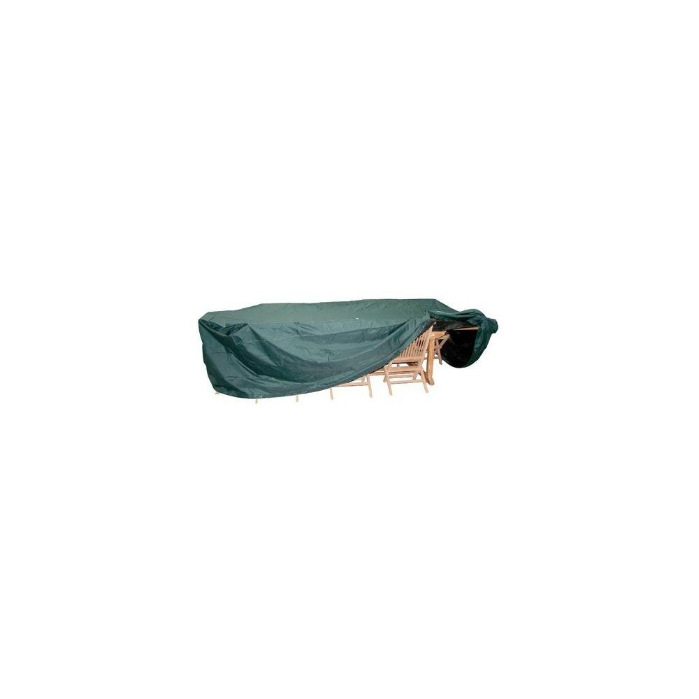 Housse de protection respirante pour salon de jardin 300 cm - By M