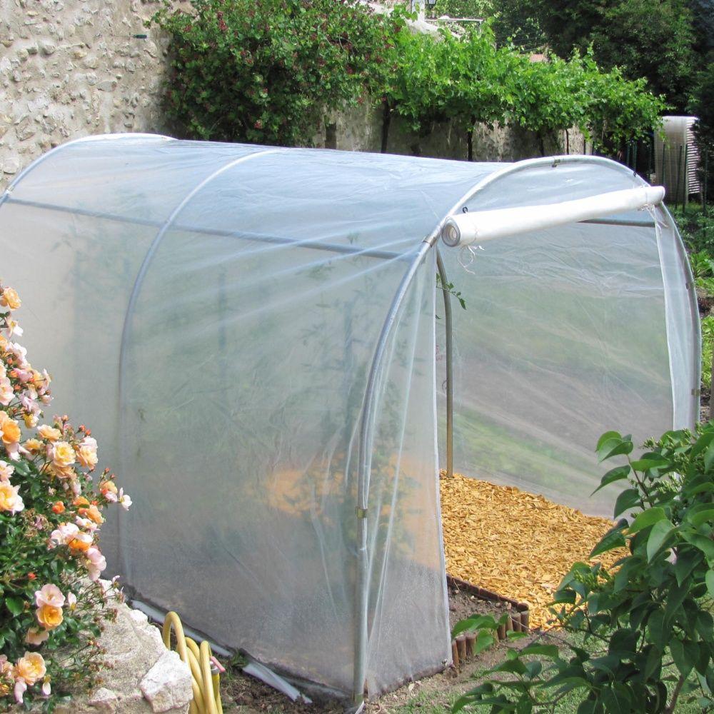 Serre de jardin - Serre tunnel maraîchère 6 m² - Richel - Serre de jardin GammVert