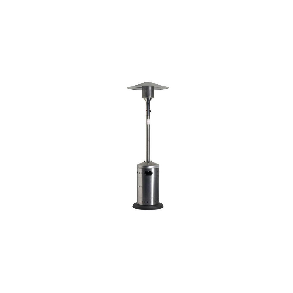 parasol chauffant gaz ecolyne cosy inox profi favex. Black Bedroom Furniture Sets. Home Design Ideas