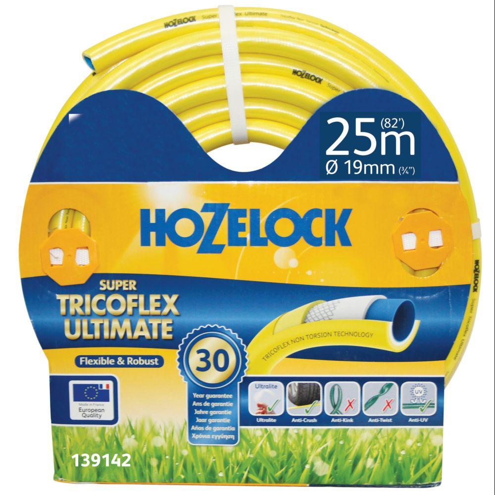 Tuyau HOZELOCK Tricoflex 25m diamètre 19mm