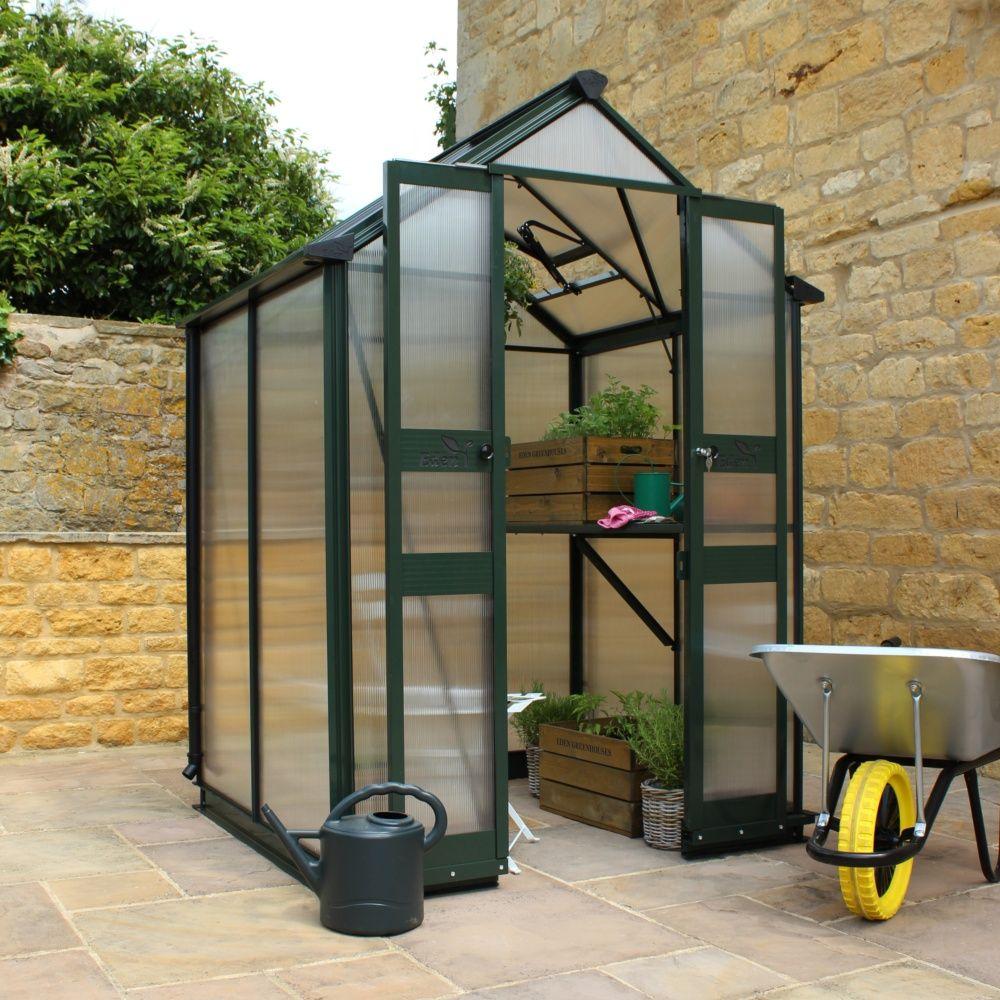Serre de jardin birdlip polycarbonate kit - Accessoires serre de jardin ...