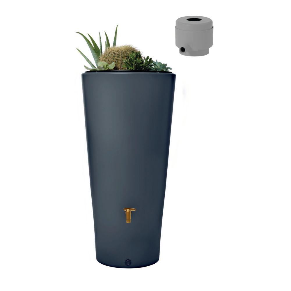 r cup rateur d 39 eau garantia vaso 2en1 220 l graphite. Black Bedroom Furniture Sets. Home Design Ideas