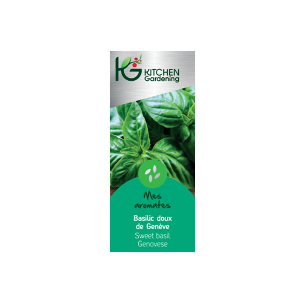 Potager D Interieur 1 5l Nessia Kit De Demarrage Kitchen Gardening