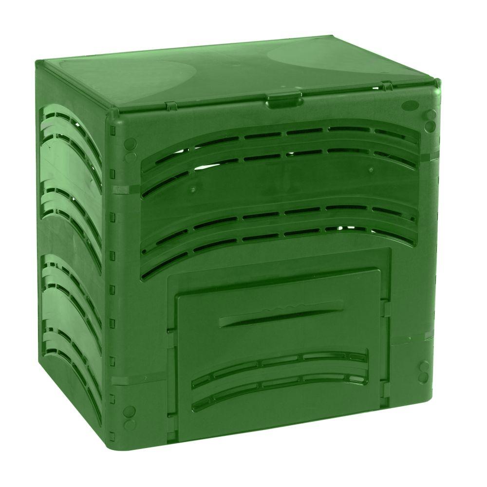 Composteur Compost' Eco 500 L vert - Bellijardin