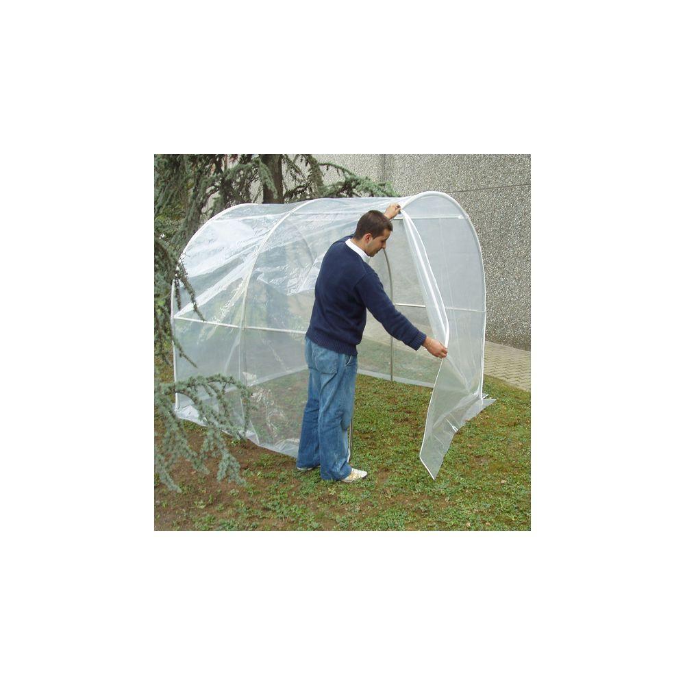 mini serre tunnel gaia m colis 120 x 27 x 15 cm. Black Bedroom Furniture Sets. Home Design Ideas