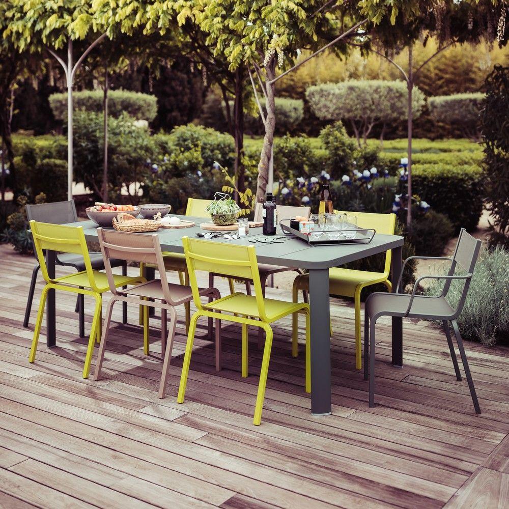 Salon de jardin Fermob Oléron : 8 pers.