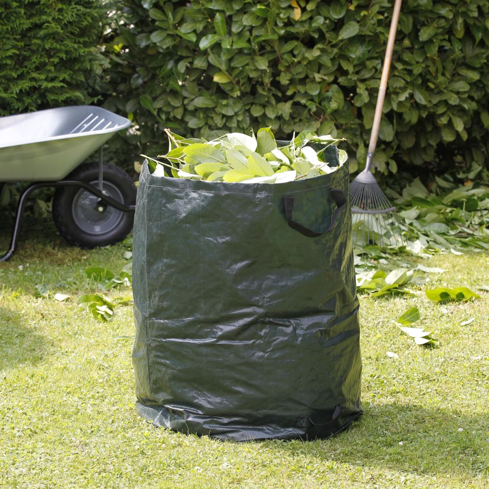 Sac à déchets prétissé 250 L - Gamm vert Pochette plastifiée ...
