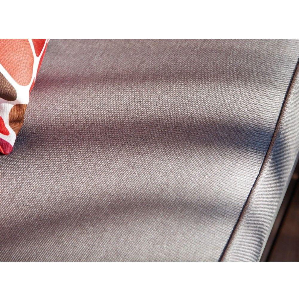 Salon De Jardin Moins De 100 Euros salon de jardin bas trieste : 1 canapé + 2 fauteuils