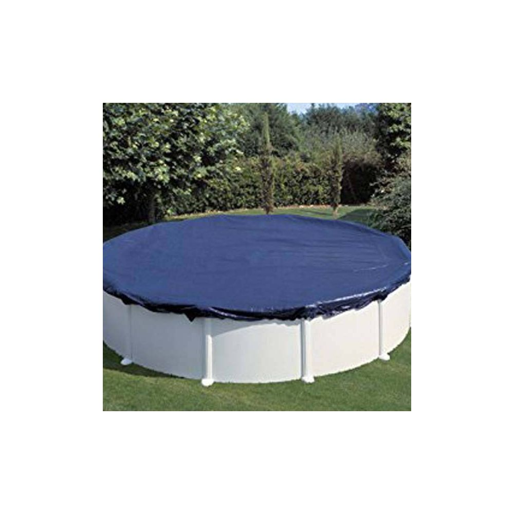 b che hiver pour piscine acier ronde d 3 m gr gamm vert. Black Bedroom Furniture Sets. Home Design Ideas