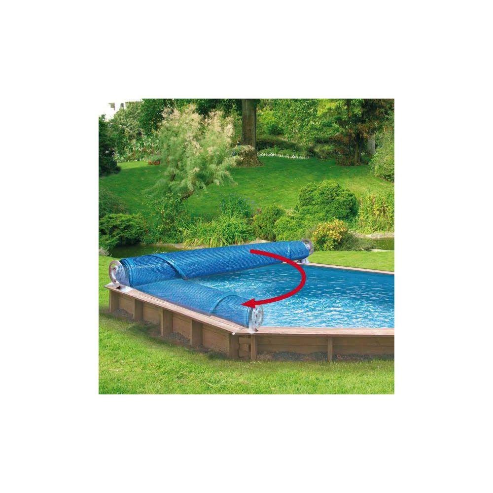 Piscine Hors Sol Portugal enrouleur luxe de bâche été pour piscine hors-sol