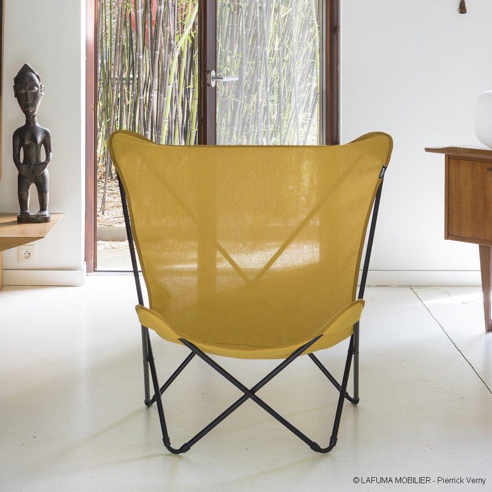 fauteuil papillon design lafuma pop up curry 1 colis. Black Bedroom Furniture Sets. Home Design Ideas