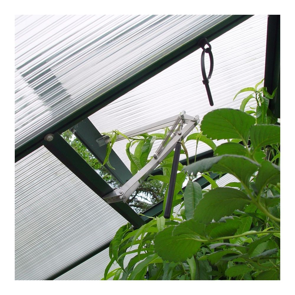 Serre de jardin - Ouverture de fenêtre automatique double ressort Univent - Juliana - Serre de jardin GammVert