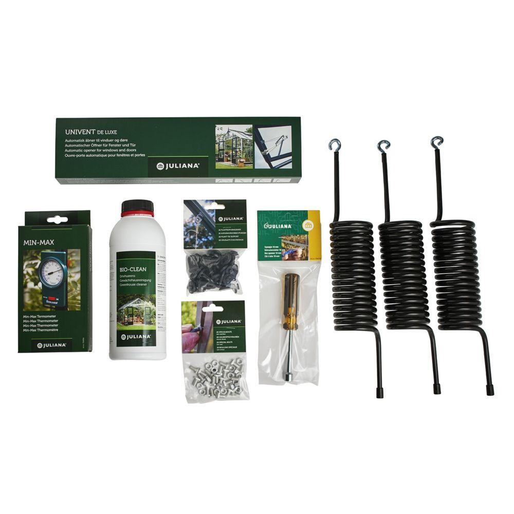 Serre de jardin - Kit de démarrage pour serres Startmix - Juliana - Serre de jardin GammVert