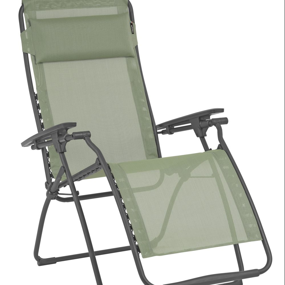 fauteuil relax lafuma futura moss hauteur 18 cm x largeur. Black Bedroom Furniture Sets. Home Design Ideas