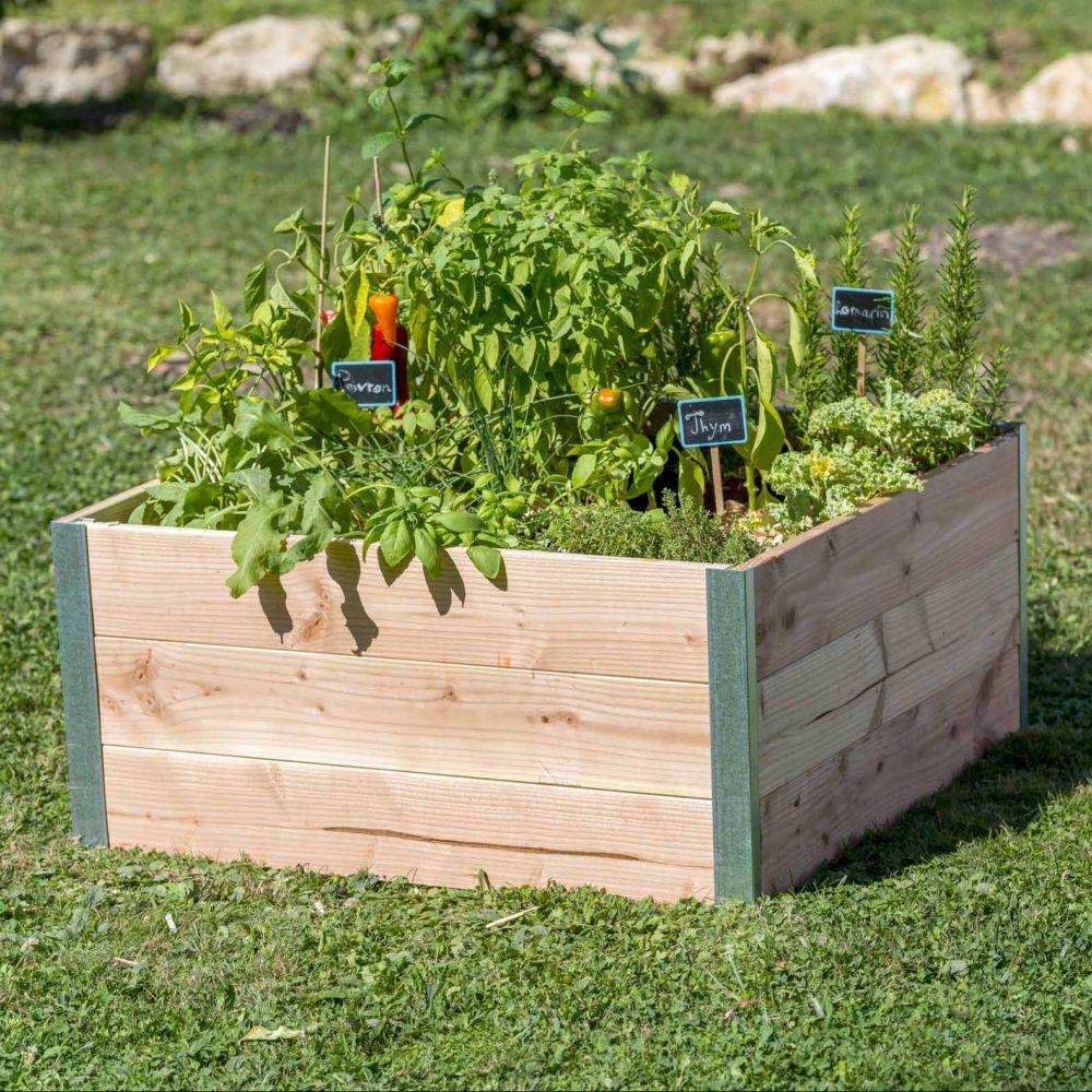 Potager 3 Etages Botanic carré potager achat / vente de carré pas cher