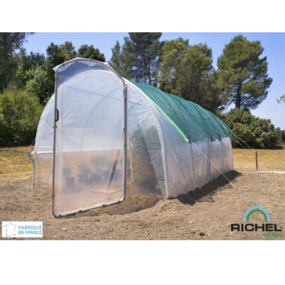 Kit d'ombrage pour serres longueur 4 m - Richel