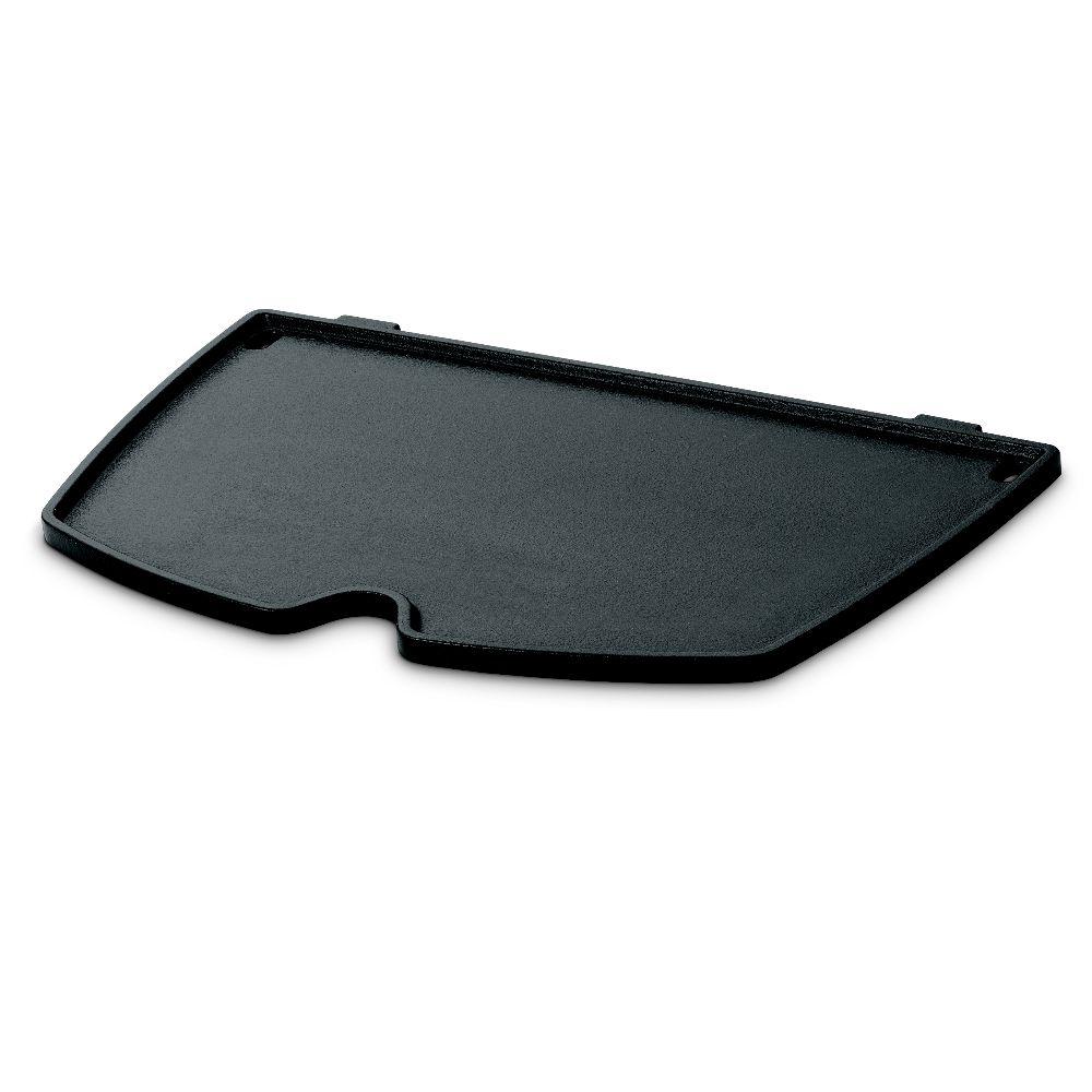 Plancha en fonte d'acier Barbecue WEBER- Série Q1200
