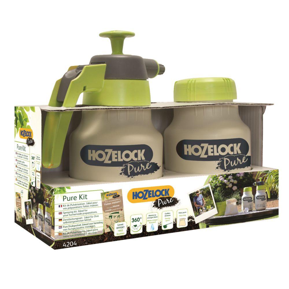 Réglable tuyau de pulvérisation buse Quick Fix s/'adaptera HOZELOCK