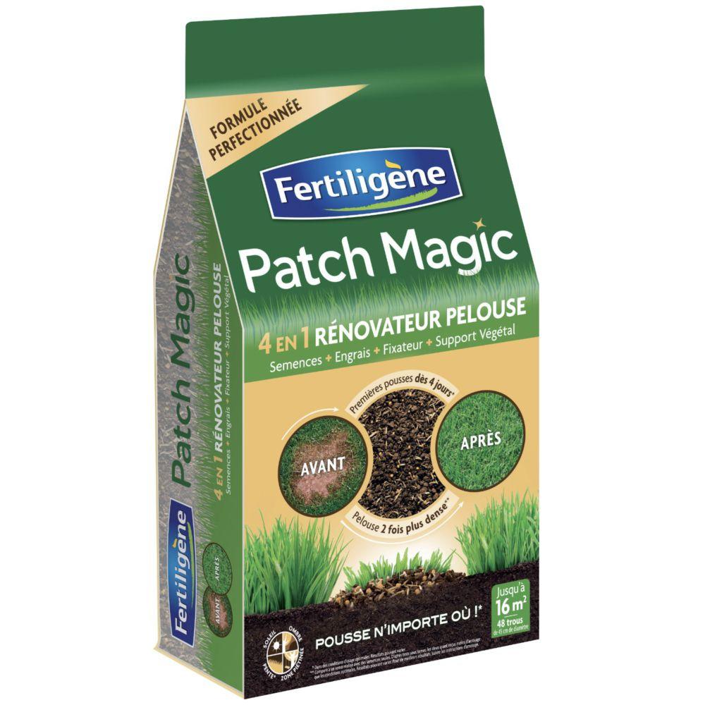 Patch Magic Rénovateur Pelouse 3,6 kg - Fetiligène