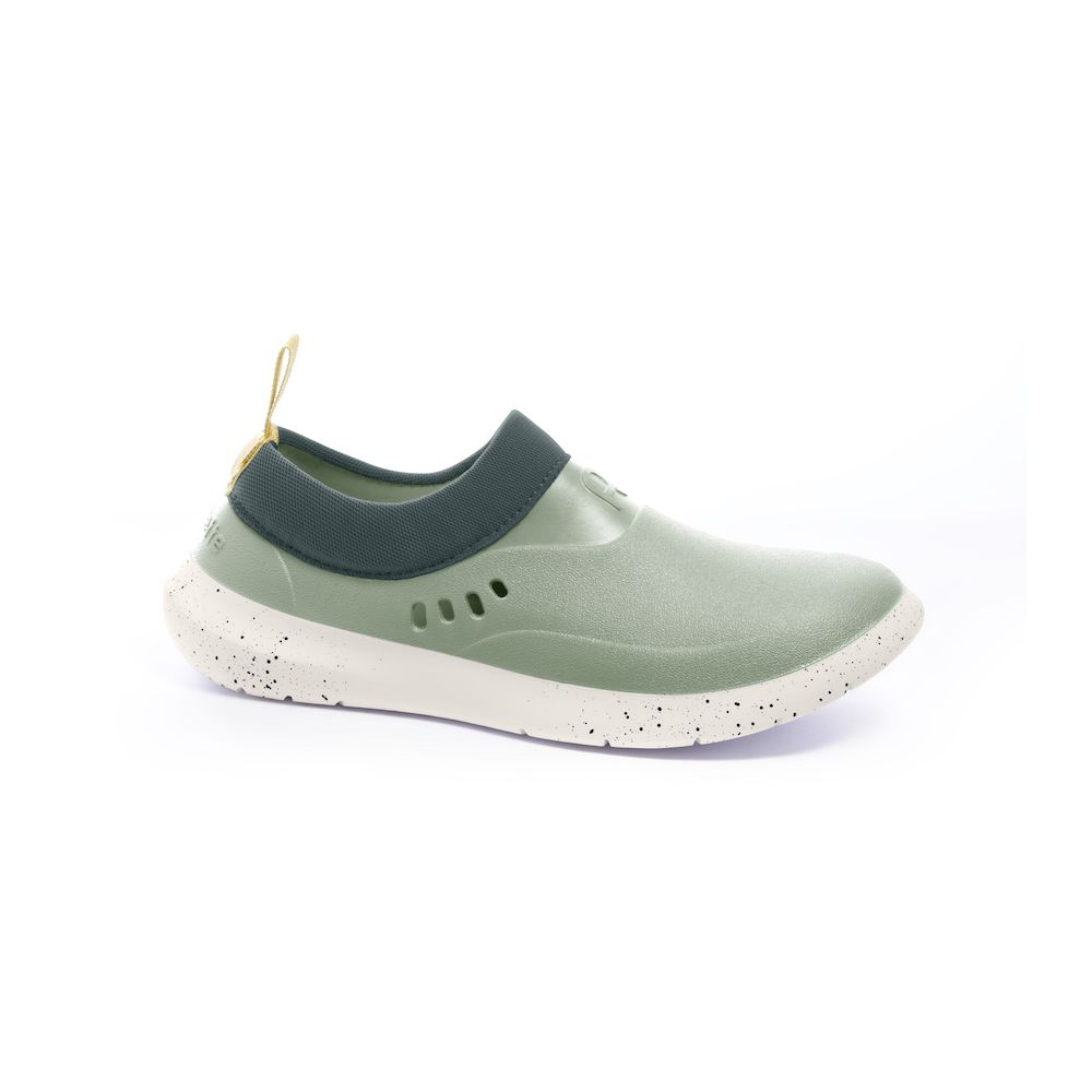 Chaussures Mix vert d'eau - Taille 40 - Rouchette