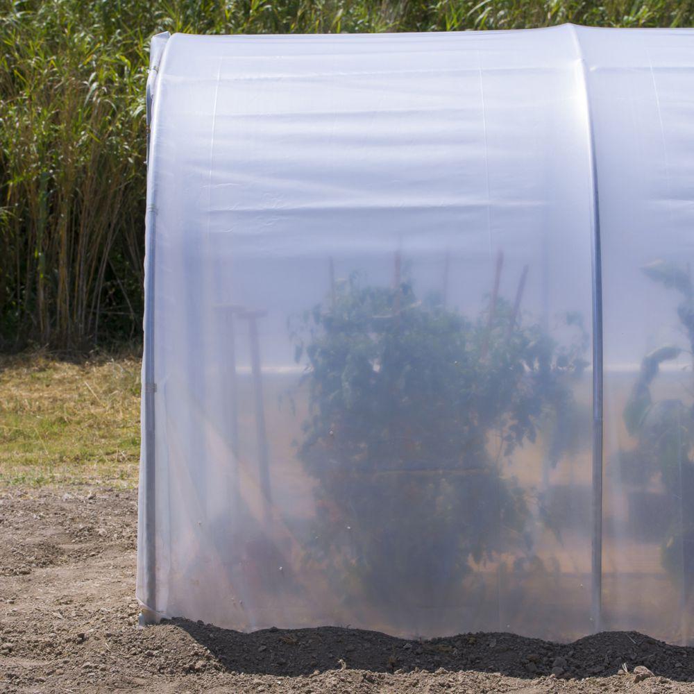 Serre de jardin - Longueur complémentaire pour serre Richel 9 ou 18 m² - Serre de jardin GammVert