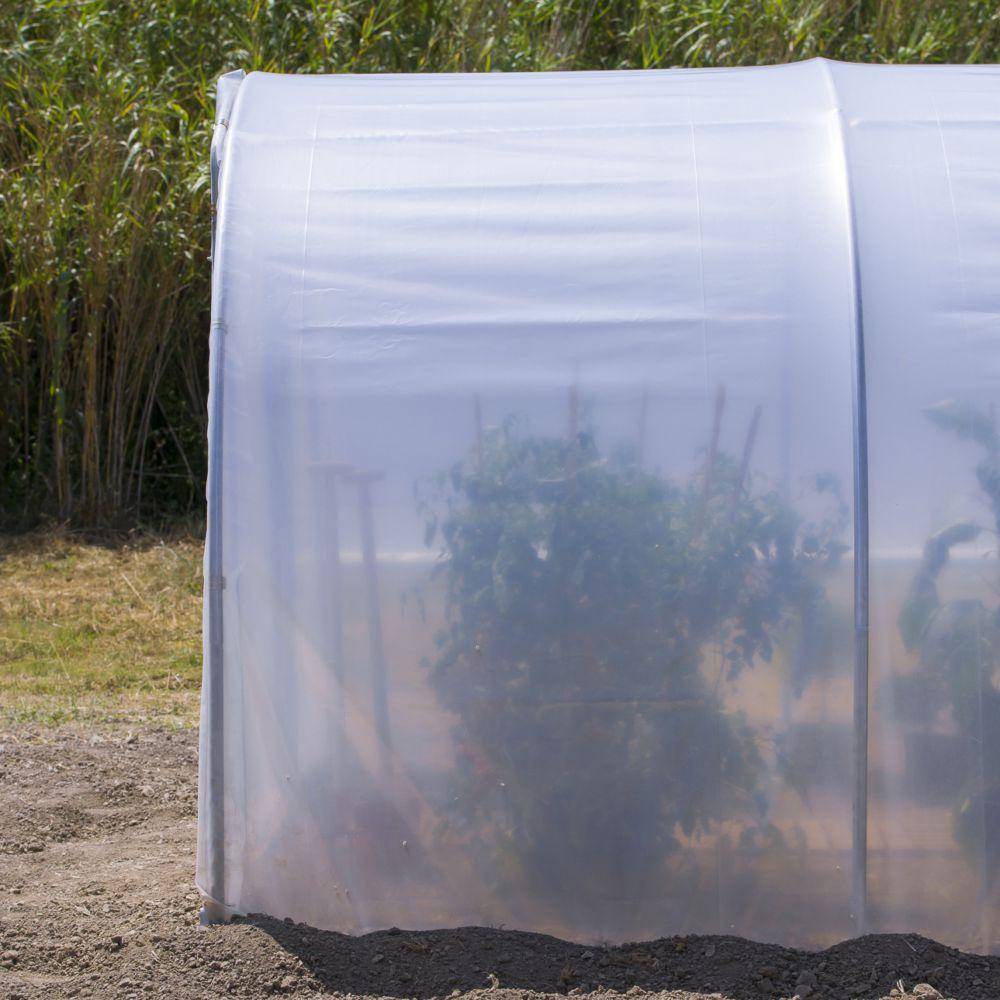 Serre de jardin - Longueur complémentaire pour serre Richel 20 ou 27 m² - Serre de jardin GammVert