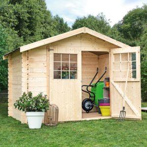 nouveaux styles 19dae 627ef Abris de jardin & Rangements - Gamm Vert